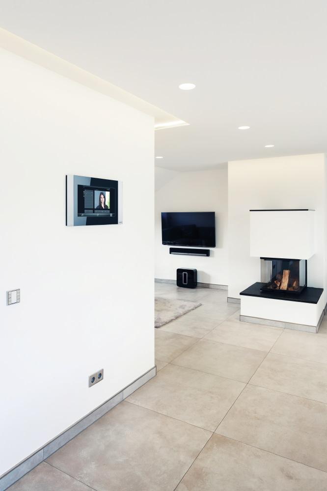 ein smartes konzept smart homes. Black Bedroom Furniture Sets. Home Design Ideas