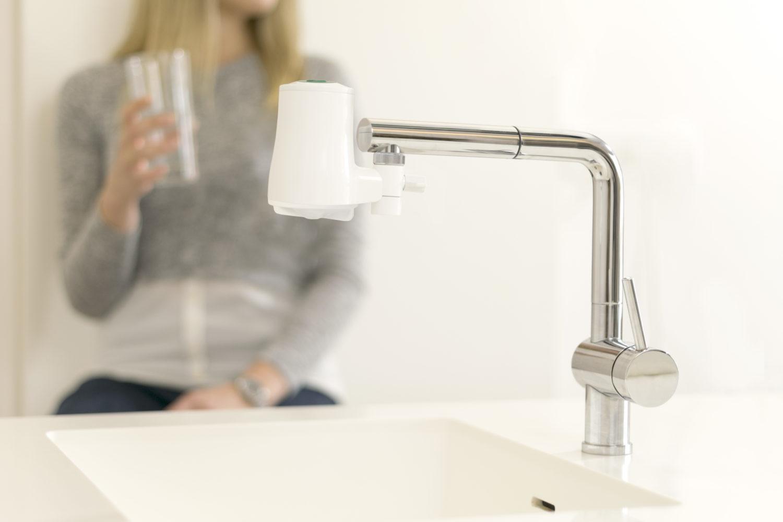 TAPP Water, eine clevere Filterlösung zum Nachrüsten