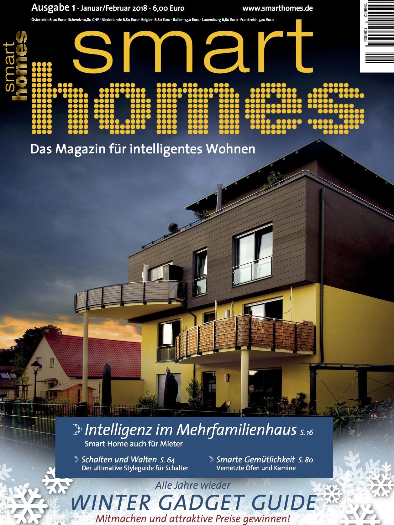 Smart Homes 1.2018