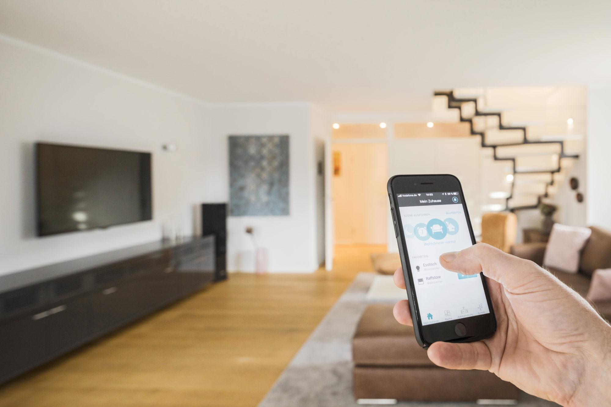 smart homes das magazin f r intelligentes wohnen. Black Bedroom Furniture Sets. Home Design Ideas