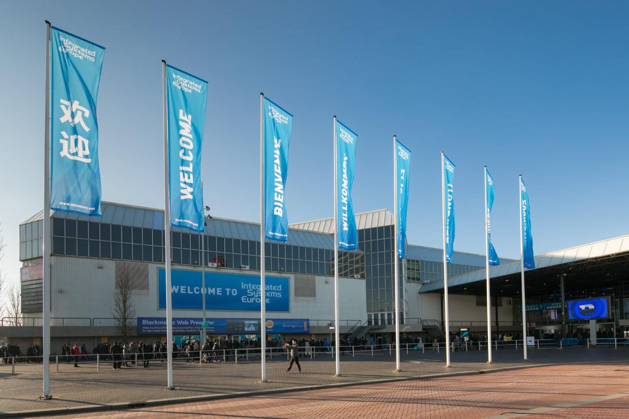Mit mehr als 1.300 Ausstellern sind die Hallen in Amsterdam wieder komplett gefüllt