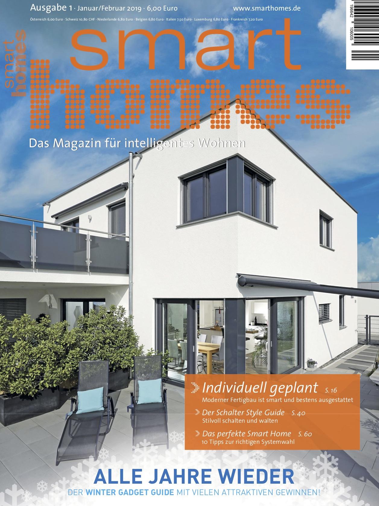 Smart Homes 1.2019
