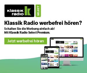 Anzeige - Klassik Radio - Select