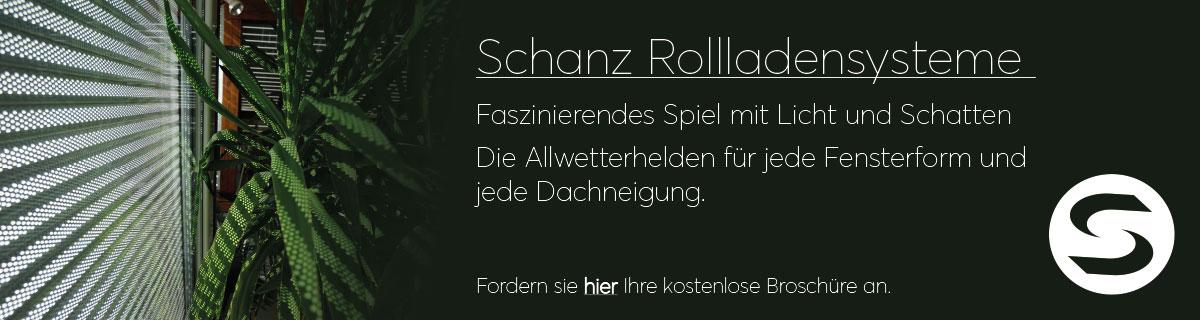 Anzeige - Schanz Rolladensysteme