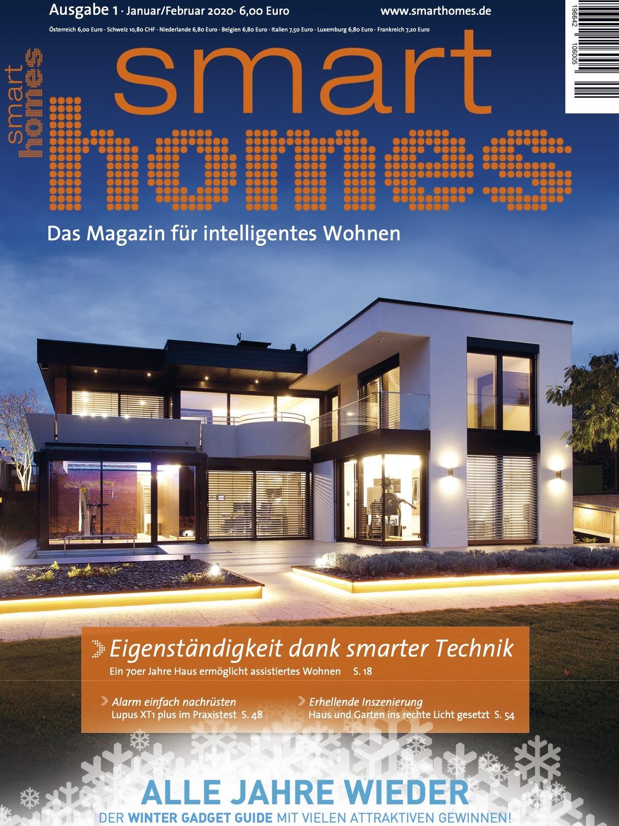 Smart Homes 1.2020