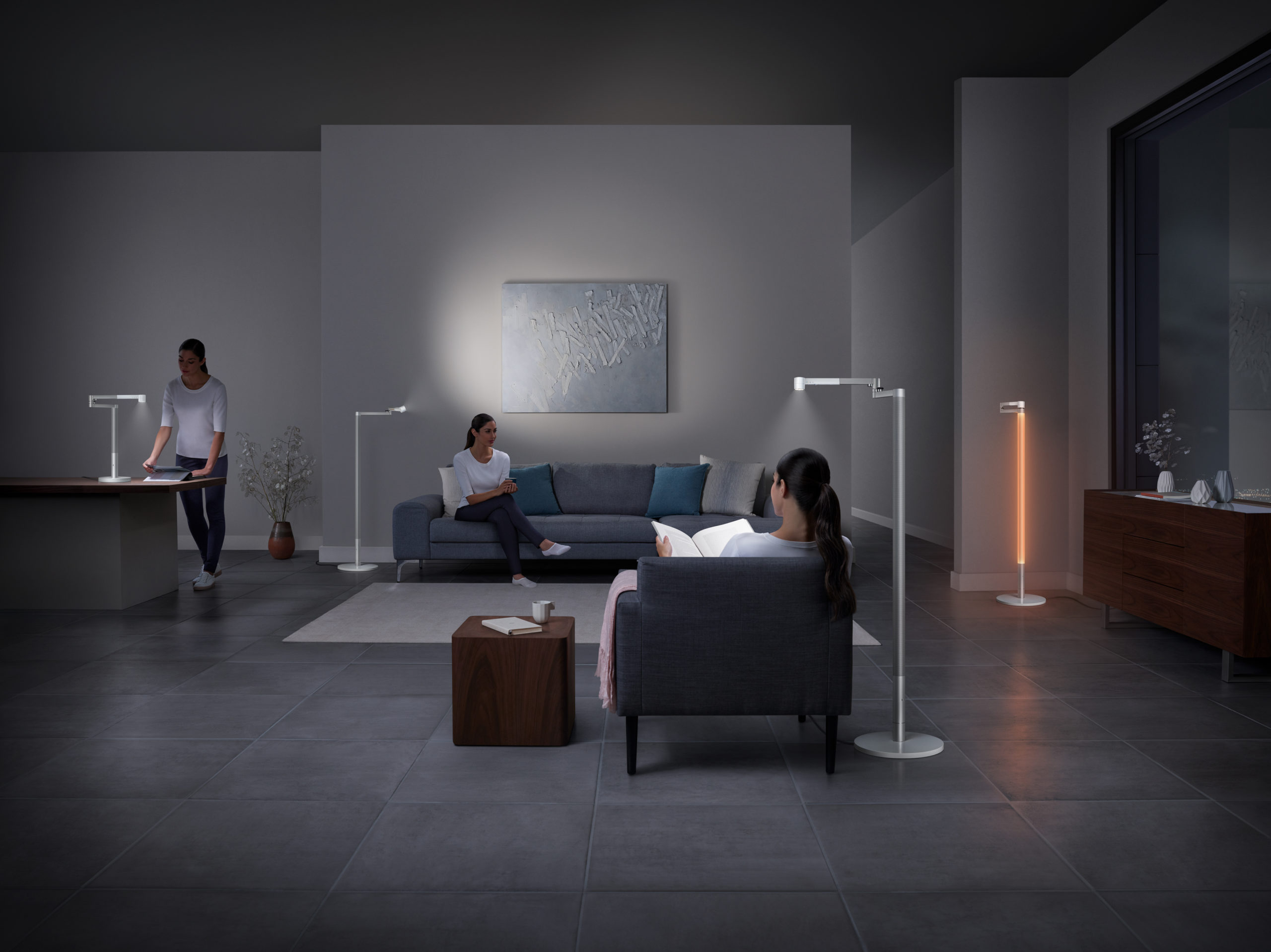 Dyson Lightcycle Morph – perfektes Licht für jede Situation