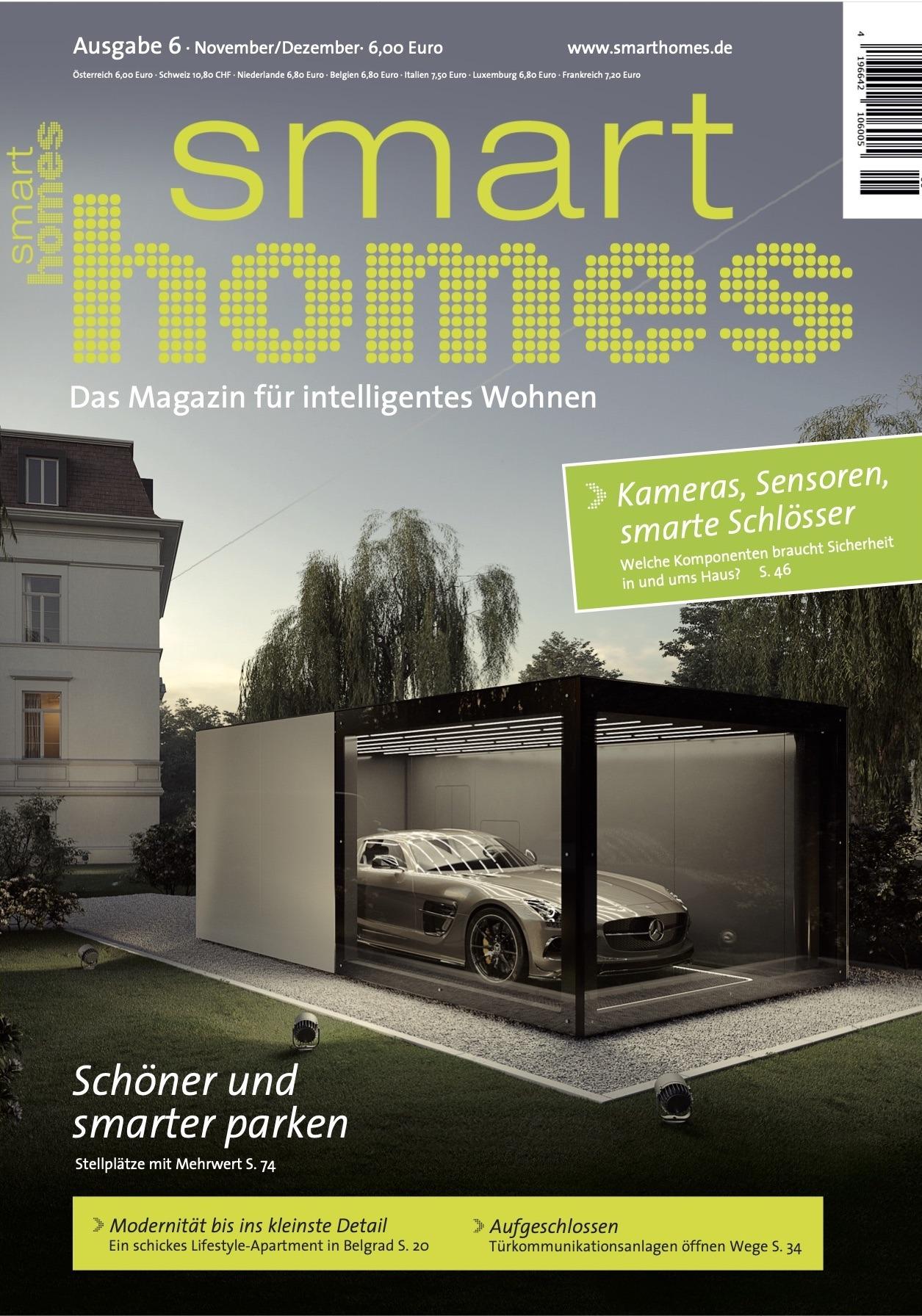 Smart Homes 6.2020